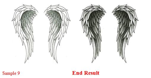 How to draw - How to Draw Angel Wings