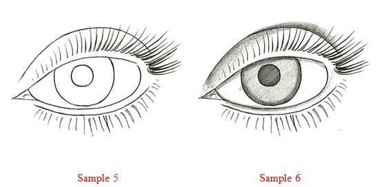 How to draw - How to Draw Eyes