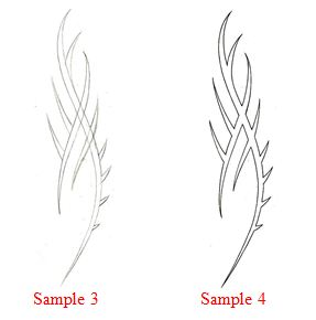How to draw - How to Draw Tribal Tattoos