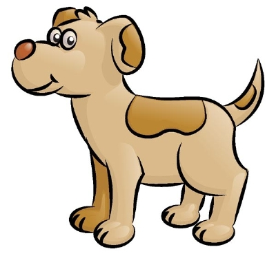 Learn to draw this dog