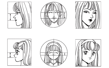 anime eyes drawing. Grown up vs children anime