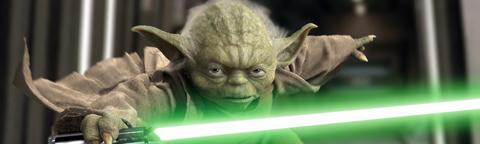 Draw master Yoda